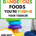 Food Safety Superhero Fighting Food-borne illness and food poisoning prevention - 3 hazardous foods that will cause your toddler to choke