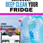 The most effective way to have a food safe kitchen is by deep cleaning and organizing your fridge