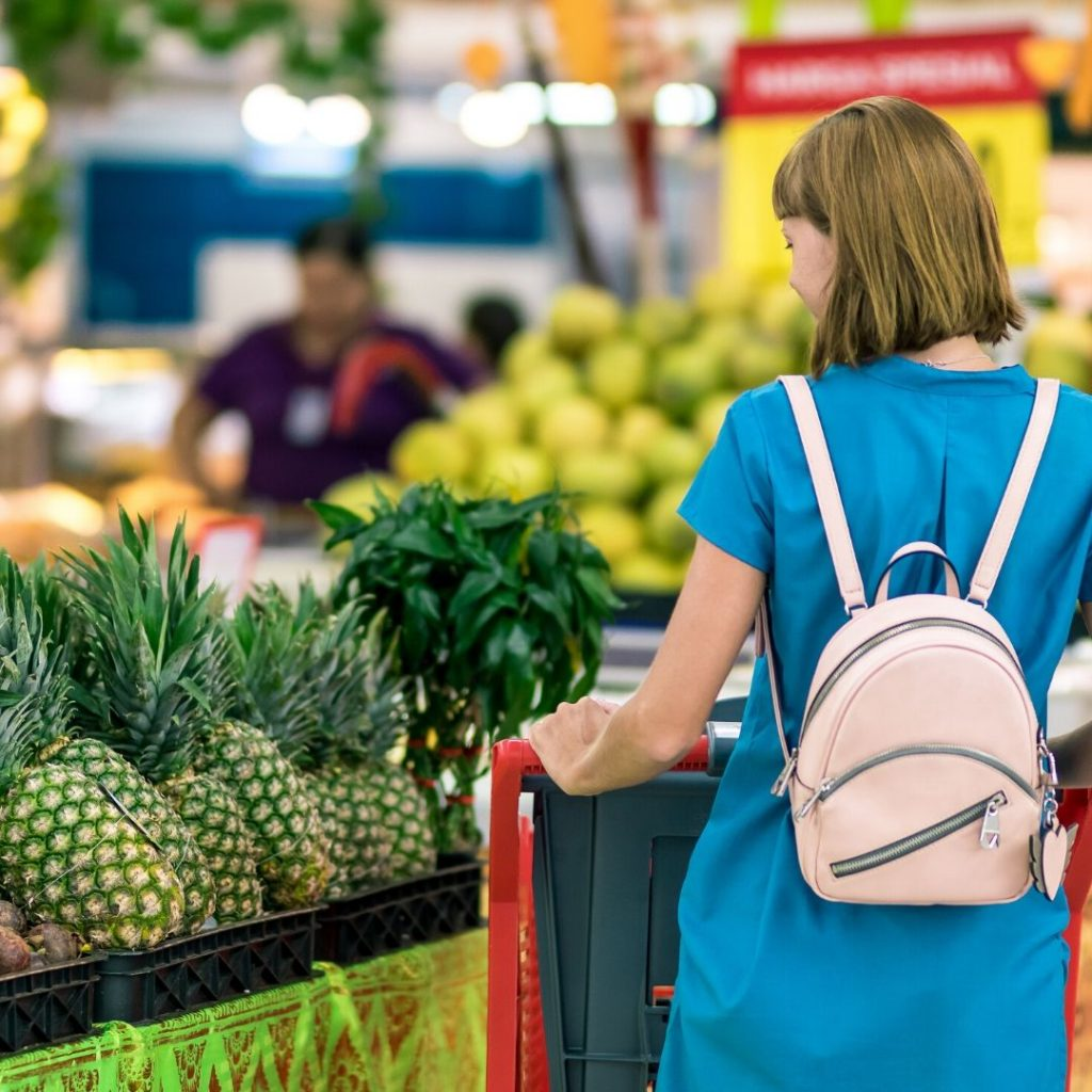 Grocery shopping tips to help prevent food poisoning