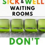 Food Safety Superhero Fighting Food-borne illness and food poisoning prevention -Why sick and well waiting rooms do not work. prevent sickness at the pediatrician office