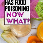 how to treat food poisoning in baby