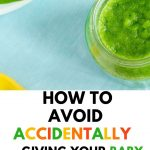 Food Safety Superhero Fighting Food-borne illness and food poisoning prevention - How to avoid accidentially giving your baby food poisoning