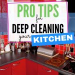 How to clean your kitchen when you don't know where to start
