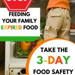 Food Safety Superhero Fighting Food-borne illness and food poisoning prevention - 3 day food safety challenge