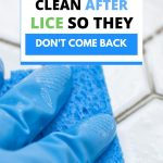 The best way to clean lice
