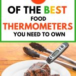 8 of the best meat thermometers - Food Safety Superhero Fighting Food-borne illness and food poisoning prevention