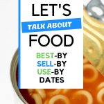 Food Safety why best by, sell by and use by dates are so important to your family's health