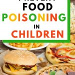 Food Safety Superhero Fighting Food-borne illness and food poisoning prevention - the best way to prevent food poisoning in children