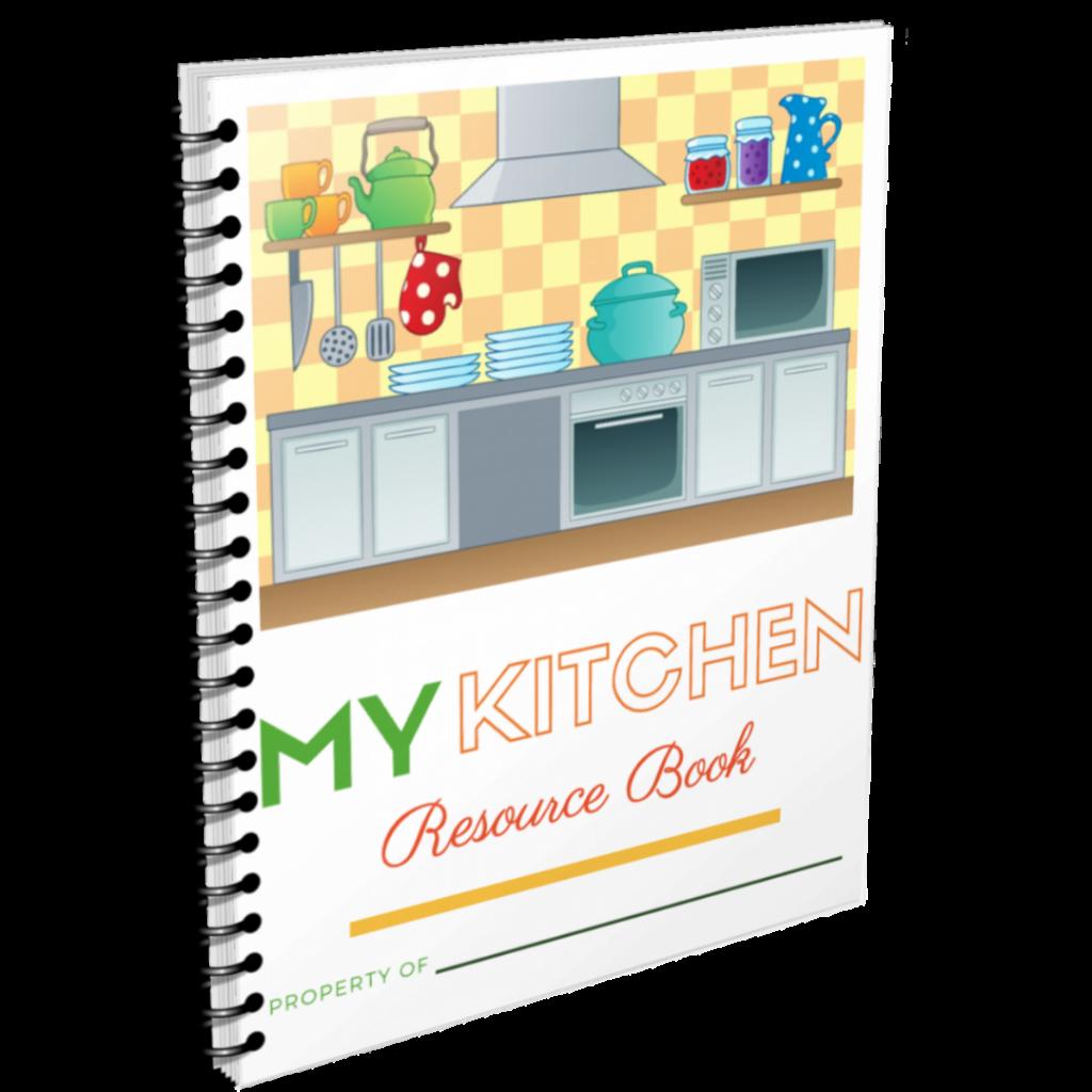FOOD SAFETY SUPERHERO KITCHEN RESOURCE BOOK