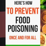 10 Of The Best Ways You Can Prevent Food Poisoning - Food safety superhero fighting foodborne illness and food poisoning prevention