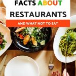 Food Safety Superhero Fighting Food-borne Illness and Food Poisoning Prevention The 3 grossest facts about restaurants and what not to eat