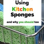 Food Safety Superhero fighting food-borne illness and food poisoning prevention how to sanitize a kitchen sponge by sanitizing it in microwave
