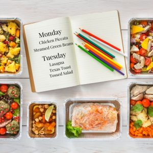 How to meal plan without feeling frantic