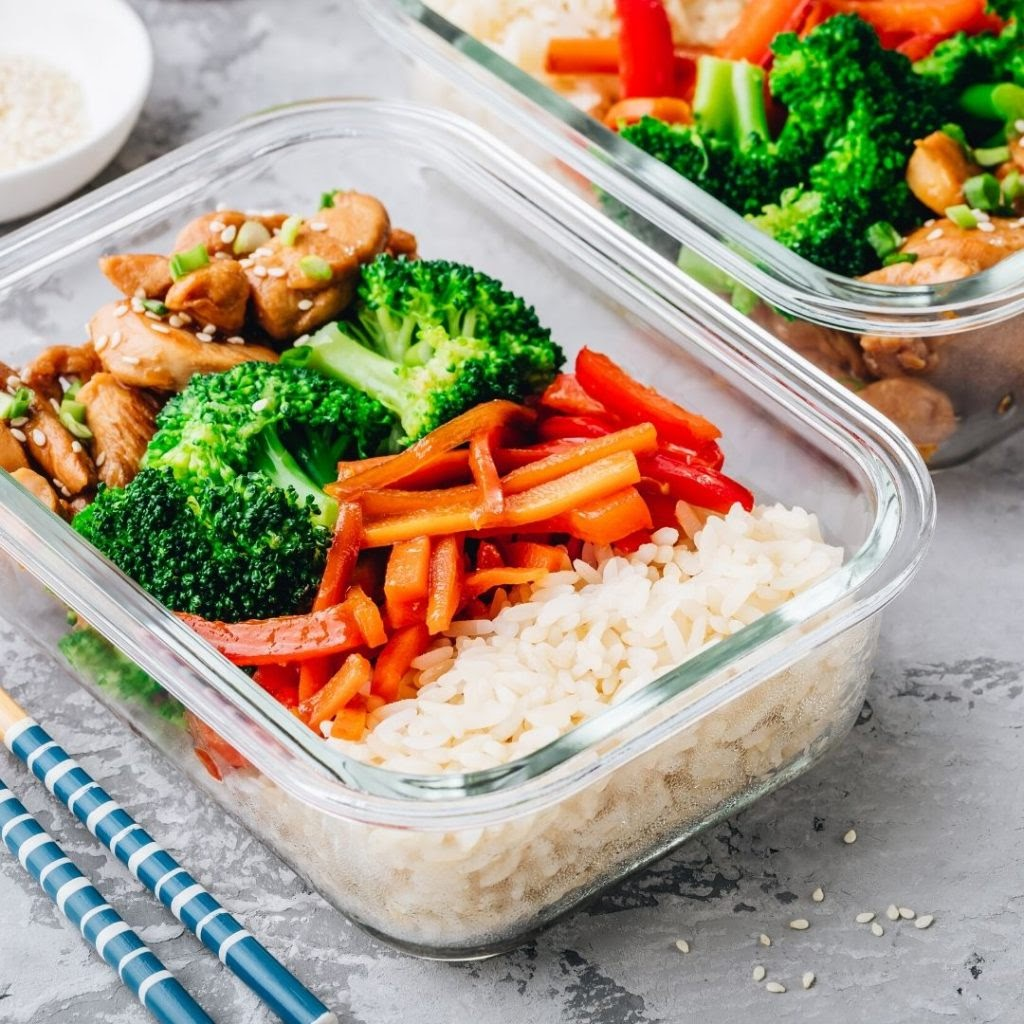 Containers for meal planning