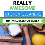 6 Really awesome kitchen cleaners that will save you money