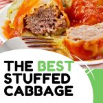 The Easiest, Most Delicious Stuffed Cabbage Roll Recipe