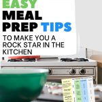 prevent food poisoning with these meal prep tips