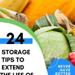 24 storage tips to extend the life of your veggies