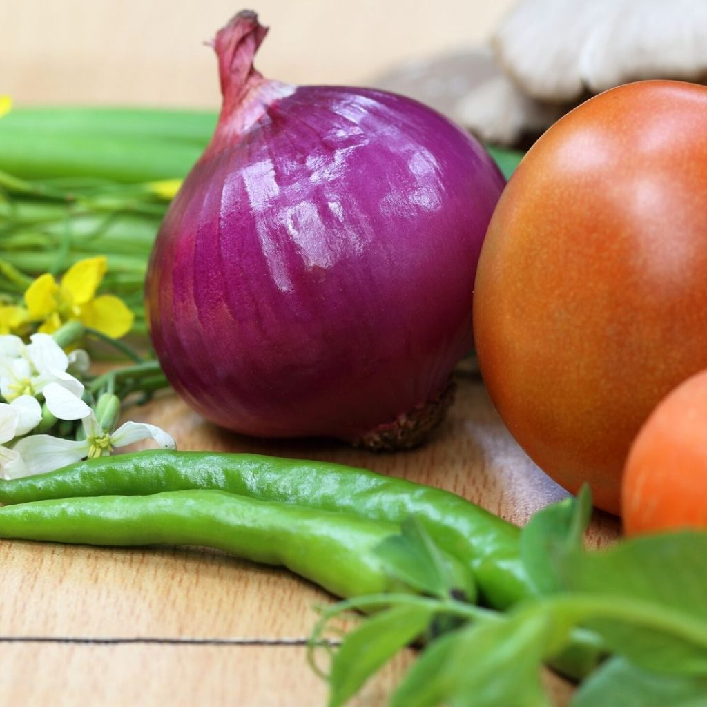 the best way to help vegetables maintain their freshness