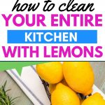 How to clean your dishwasher using lemon juice