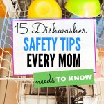 How to use a dishwasher safely
