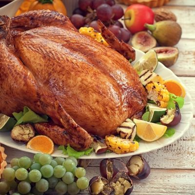 food safety while planning for thanksgiving dinner
